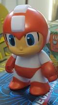 "Mega Man CAPCOM Mini Series Kidrobot 3"" Vinyl Figure New Red Mega Man Lo... - $8.90"