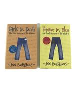 The Sisterhood of the Traveling Pants Book 3 & Book 4 Ann Brashares Hard... - $12.99