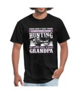 Love Hunting, Love Being A Grandpa T-Shirt - $21.99