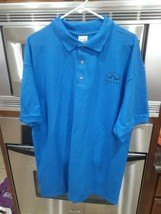 Nissan INFINITI Polo Shirt - Men's Size XL - G35 G37 Car Short Sleeve Button - $18.99