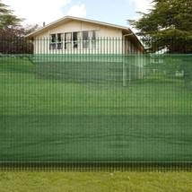 Fence Windscreen Privacy Mesh Screen Polyethylene Building Site Garden N... - $29.43