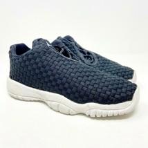 Air Jordan Future Low BG Black White Kids Size 4 Sneakers 724813 002  - $39.95