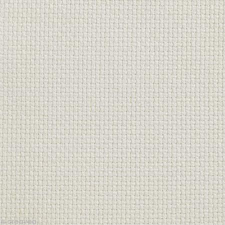 18 Count Aida Fabric 14x18 Inches (35x45cm) - Ecru - DC37/10