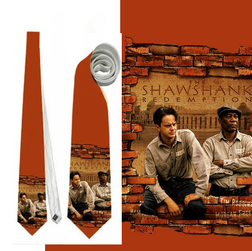 Primary image for Necktie shawshank redemption