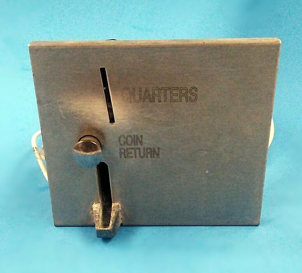Primary image for Greenwald Washer/Dryer Coin Drop for Maytag PN 41-1178 Smooth Face Left [USED]