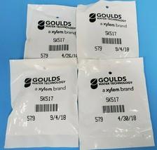LOT OF 4 NEW GOULDS 5K517 ORING KITS 1-5SV VITON image 1