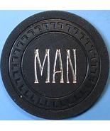 $25 Casino Chip. MAN(45 Club), Lodi, CA. Q13. - $35.00
