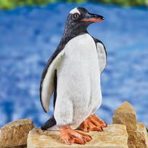 Adorable Penguin Realistic Detail Garden Yard Pool Side Unique Outdoor ... - $41.46