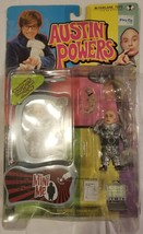 McFarlane Toys Austin Powers Mini Me & Mr. Bigglesworth Action Figure Se... - $18.61