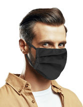 Cloth Protection Face Cover Mask Reusable Washable Breathable Cotton Made in USA image 13