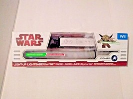 Star Wars Light-Up LightSaber Controller Holder for Wii Remote Wireless ... - $23.65