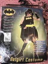 Batgirl ~ Halloween Youth Child Costume Rubies DC New ~ M (8-10) - $18.69