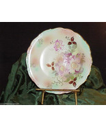 Vintage  Schumann Arzberg Germany ~ Bavaria Plate ~ 12 in  ~ #62 Wild Rose - $44.54
