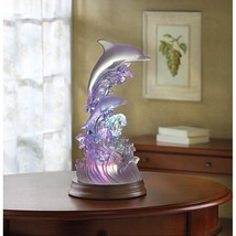 DOLPHINS ON WAVES OF LIGHT - $37.36