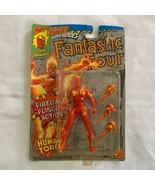 Vintage 1992 Marvel Fantastic Four Toy Biz HUMAN TORCH MOC - $14.24