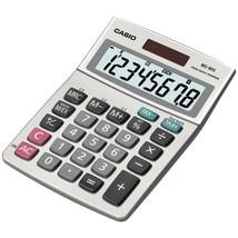 Casio Solar Desktop Calculator With 8-digit Display CIOMS80SSIH - $17.86