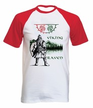 Viking Raven - New Cotton Baseball Tshirt All Sizes - $26.49