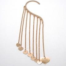 Mono Pendiente de Plata 925 Laminado en Oro Rosa Le Favole Flecos y Cora... - $127.88