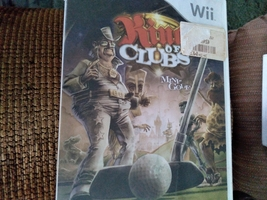 Nintendo Wii King Of Clubs image 1