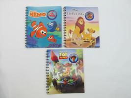 Lot of 3 Story Reader Read a Disney Story Books: Nemo, Lion King, Toy Story - $4.36