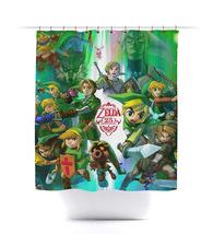 Legend of Zelda: 25th Anniversary Shower Curtain - $29.99+