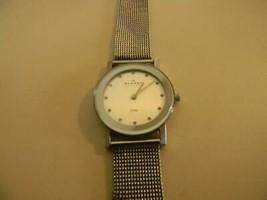 Skagen 39SSSD Ladies Steel Watch - Not Running - $8.79