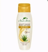 Nature's Secrets Ultra Moisturizing Aloe Vera Body Lotion 50/100ml - $5.50+