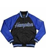 Hampton University Baseball Jacket - $88.00