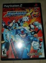 Mega Man X8 (Sony PlayStation 2, 2004) missing manual - $14.99