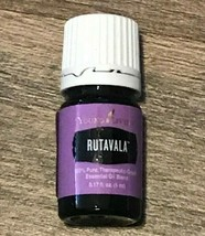 Young Living Essential Oils - RUTAVALA Blend - 5ml New Sealed Bottle - F... - $34.60