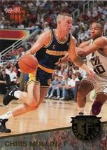 Chris Mullin Fleer Ultra 92-93 #2 All NBA First Team Golden State Warriors - $0.75