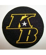 """Kobe Bryant KB Los Angeles Lakers Embroidered PATCH~2 5/8"""" Round~Iron or... - $5.23"""