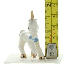 Hagen Renaker Fantasy Unicorn Baby New Ceramic Figurine image 2