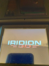 Nintendo Game Boy Advance GBA Iridion 3D image 1