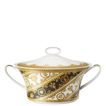 Versace by Rosenthal I Love Baroque Covered Vegetable B. - $851.65