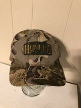 Hunting Hat Snapback Camo Christian Bible Verse Cap What Are You Hunting... - $25.98
