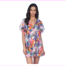 Lauren Ralph Lauren Ladies' Floral Printed V-neckline flutter sleeve dress - $15.34+