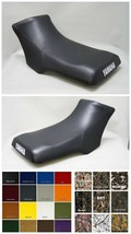 Yamaha Moto4 Seat Cover YFM 350 285 250 225 350ER in 25 COLORS & PATTERN... - $39.95
