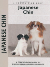 Japanese Chin : Juliette Cunliffe : New Hardcover @ZB - $13.50