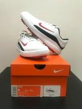 Nike Vapor Golf Shoes [AQ2302]: [White/Red/Black] Size [9-12] - $111.98