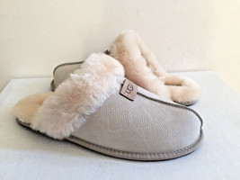 Ugg Scuffette Ii Snake Ceramic Wool Slippers Us 12 / Eu 43 / Uk 10.5 Nib - $70.13