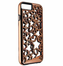Case-Mate Tough Layers Case Cover for Apple iPhone 6s 6 - Rose Gold Star... - $14.29