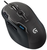 Logitech G500s Laser Gaming Mouse with Adjustable Weight Tuning - €168,16 EUR