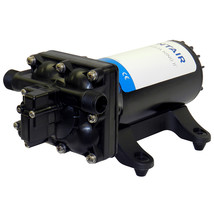Shurflo by Pentair AQUA KING II Supreme 5.0 (24 VDC) Fresh Water Pump w/Strainer - $343.93