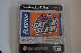 FLORDIA Gator Slam 2006 Flag  3' X 5' Great man cave item - $9.99