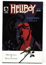 Hellboy: Darkness Calls  #1  2007- Dark Horse NM- - $18.92
