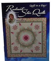 Splendenti Star Trapunte Libro QD1083 - $17.95
