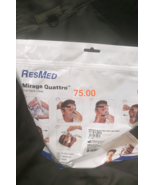 ResMed Mirage Quattro Cpap Mask *LARGE* - $75.00