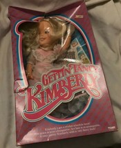 Gettin Fancy Kimberly Doll Vintage Getting Fancy Kimberly Doll - $22.00
