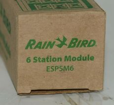 Rain Bird Six Station Module Product Number ESPSM6 Color White image 7